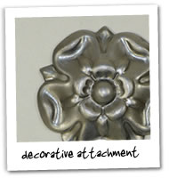 Metalcraft Gallery - Decorative Attachments