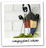 Metalcraft Gallery - Hanging Plant Holder