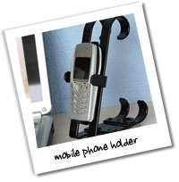 Metalcraft Gallery - Mobile Phone Holder
